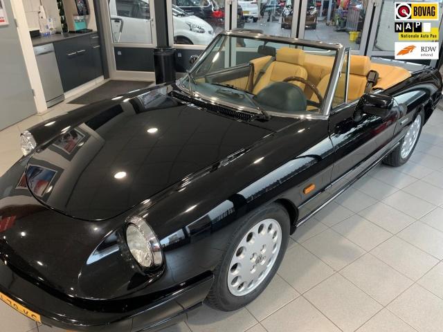 Alfa Romeo-Spider